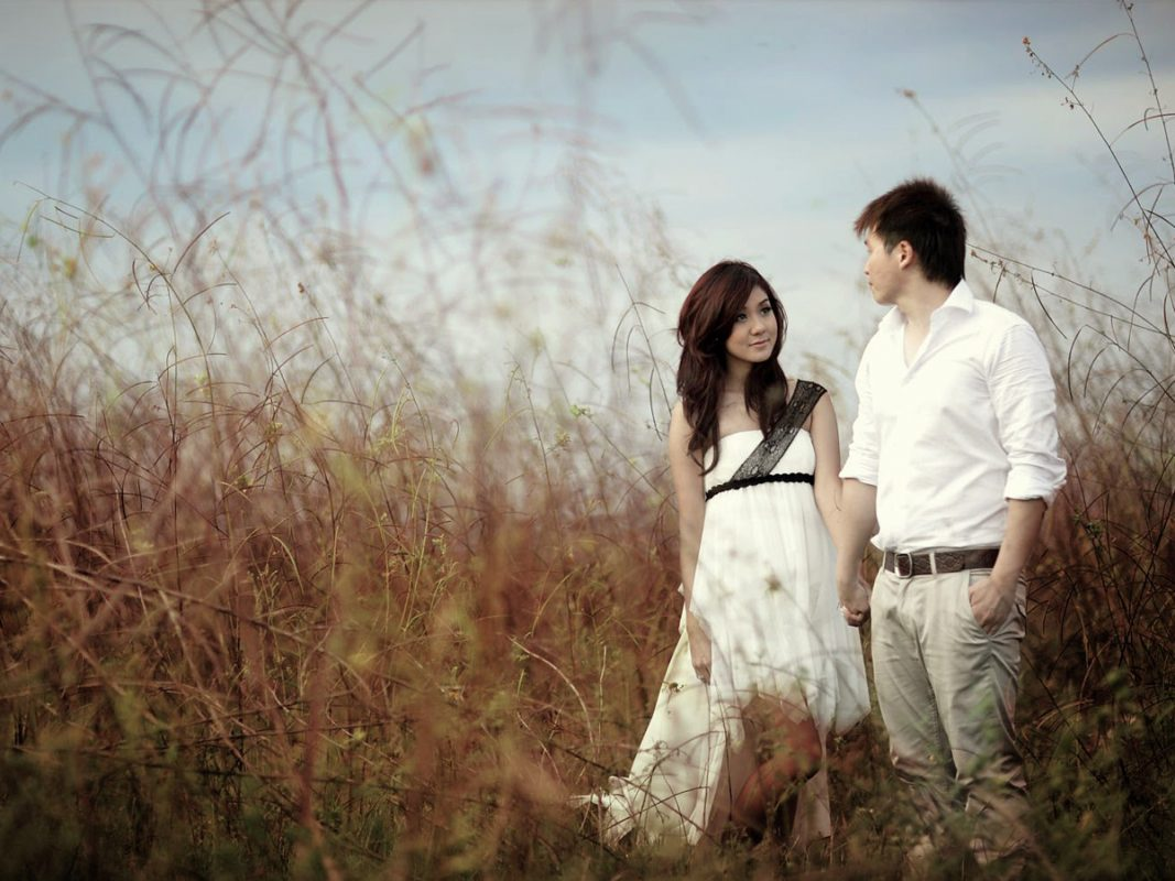 Lokasi Pre Wedding Paling Epik di Indonesia