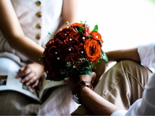 Konsep Foto Pre-wedding Indoor